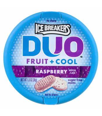 Hershey Ice Breakers Duo Raspberry 1.3oz (36g)