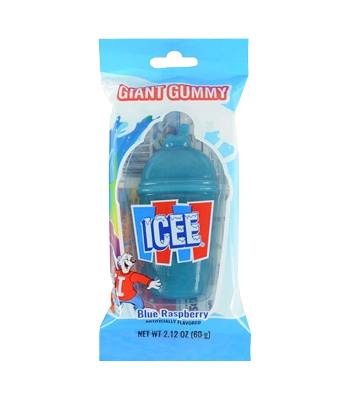 ICEE Giant Gummy - 2.12oz (60g) Sweets and Candy ICEE