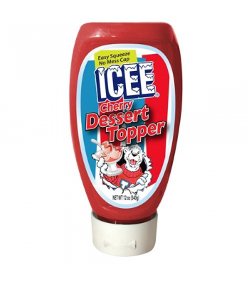 ICEE Cherry Dessert Topper 11oz (311g) Syrups & Toppings ICEE