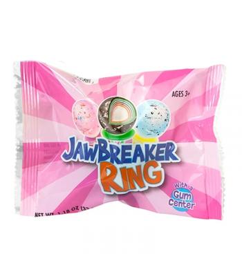 Jawbreaker Rings w/ Gum Centre - 1.18oz (33g)
