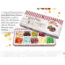 Harry Potter - Bertie Bott's Every Flavor Beans Gift Box - 4.25oz (125g) Sweets and Candy Harry Potter