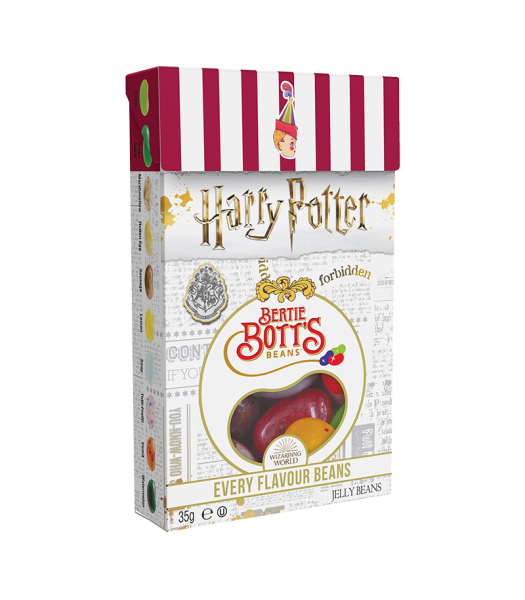 Harry Potter - Bertie Bott's Beans 1.2oz (34g) Novelty Candy Harry Potter