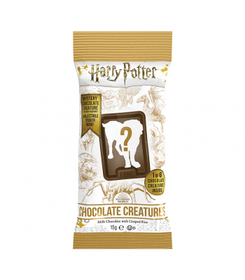 Harry Potter - Chocolate Creature - 0.55oz (15g) Sweets and Candy Harry Potter