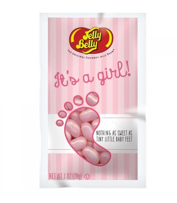 Clearance Special - Jelly Belly 'Its a girl' 1oz (28g) **Best Before: 19 April 18** Clearance Zone