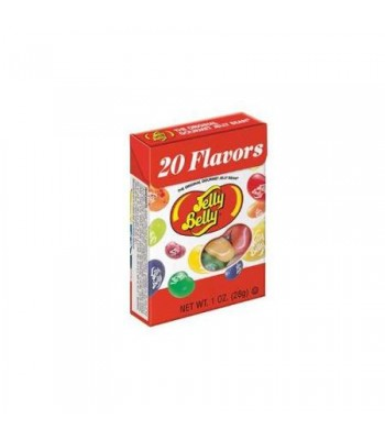 Clearance Special - Jelly Beans Assorted 20 Flavours 1oz (28g) **Best Before: 08 April 18** Clearance Zone
