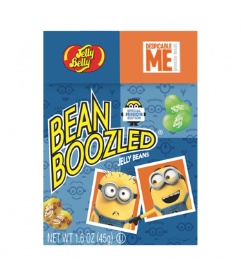 Jelly Belly - Beanboozled Minions (45g) Sweets and Candy Jelly Belly