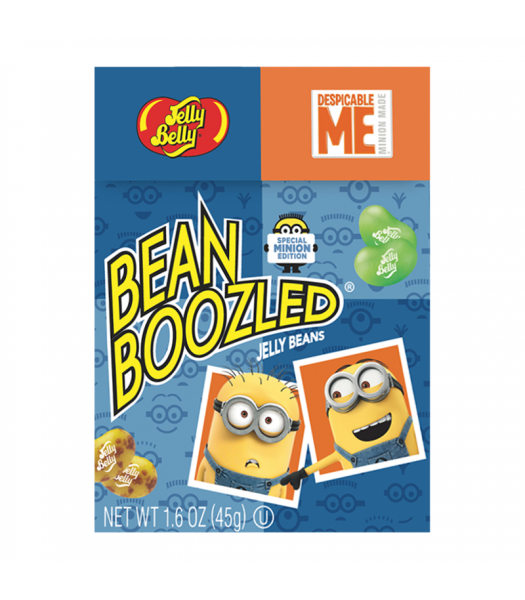 Jelly Belly Beanboozled Minions 45g Sweets and Candy Jelly Belly
