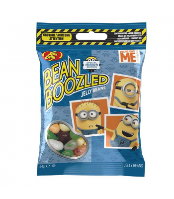 Jelly Belly Beanboozled Minions 54g Sweets and Candy Jelly Belly
