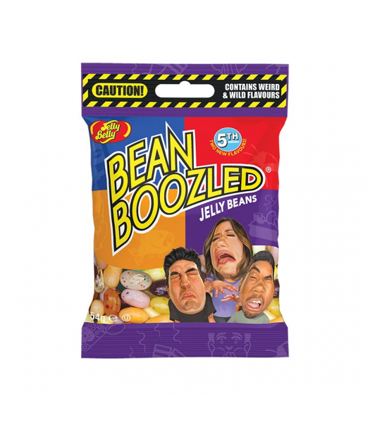 Clearance Special - Jelly Belly Bean Boozled 5th Edition - 54g **Best Before: 30 July 21** Clearance Zone