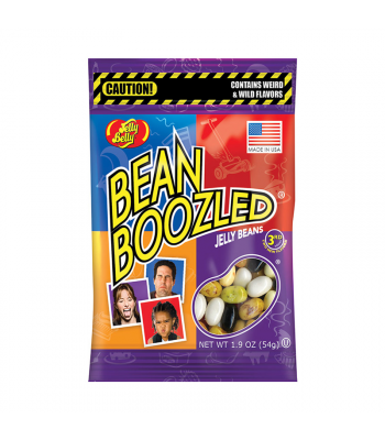 Jelly Belly Bean Boozled 4th Edition - 54g