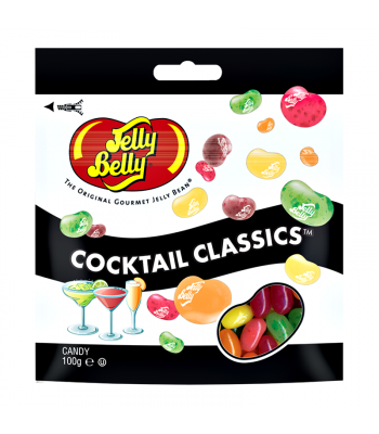 Jelly Belly - Cocktail Classics Jelly Beans (100g) Jelly Beans Jelly Belly