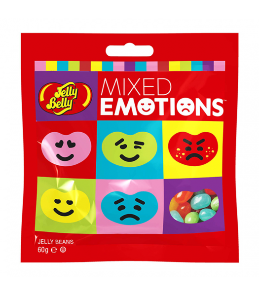 Clearance Special - Jelly Belly - Mixed Emotions (60g) ** BEST BEFORE: 9th August 2019 ** Clearance Zone