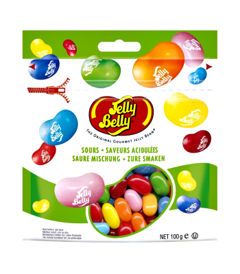 Jelly Belly - Sours Jelly Beans (100g) Jelly Beans Jelly Belly