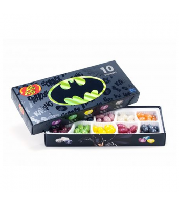Jelly Belly - Batman 10 Flavour Gift Box 125g Sweets and Candy Jelly Belly