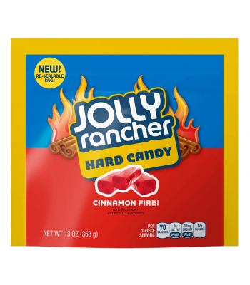 Jolly Rancher Cinnamon Fire Hard Candy - 13oz (368g) Sweets and Candy Jolly Rancher