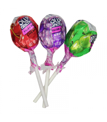 Jolly Rancher Filled Pop - 0.56oz (15.8g) Sweets and Candy Jolly Rancher