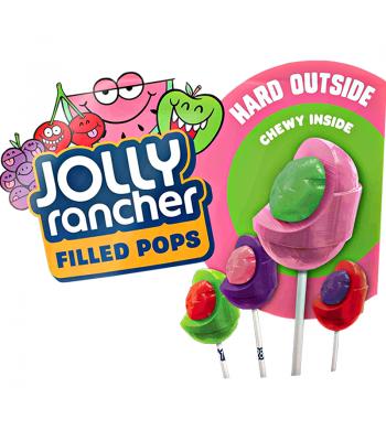 Jolly Rancher Filled Pop - SINGLE Lollipops Jolly Rancher