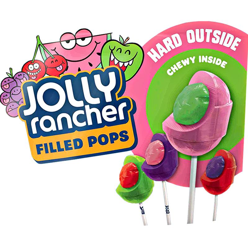 Jolly rancher filled pop single american fizz for Single ranchers