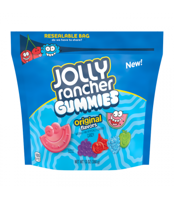 Jolly Rancher Gummies Original Flavours - 13oz (368g) Sweets and Candy Jolly Rancher