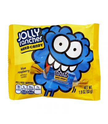 Jolly Rancher Hard Candy - Blue Raspberry - 1.9oz (54g) Hard Candy Jolly Rancher