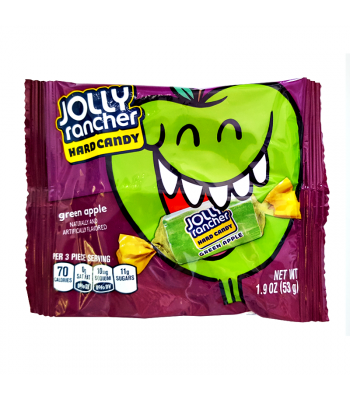 Jolly Rancher Hard Candy - Green Apple - 1.9oz (54g) Hard Candy Jolly Rancher