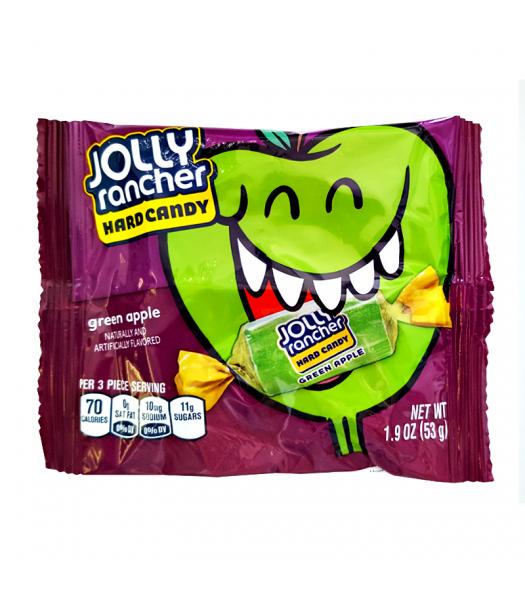 Jolly Rancher Hard Candy - Green Apple - 1.9oz (54g) Hard Candy Jolly Rancher