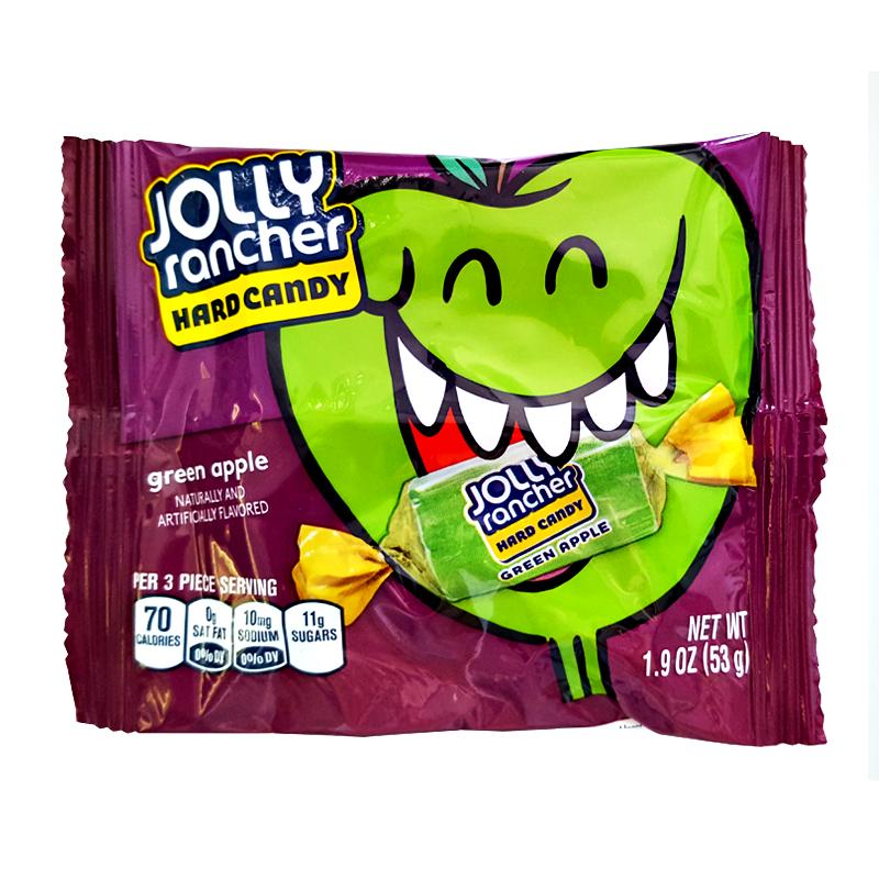 d4674935fe80 Jolly Rancher Hard Candy - Green Apple - 1.9oz (54g)