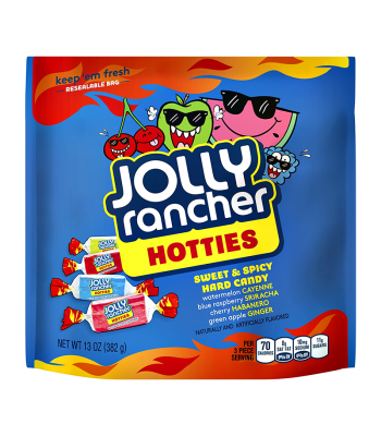 Jolly Rancher HOTTIES Hard Candy 13oz (368g) Hard Candy Jolly Rancher
