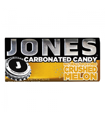 Jones Soda Carbonated Candy - Crushed Melon 0.8oz (28g)