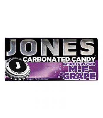 Jones Soda Carbonated Candy - Grape 0.8oz (28g)
