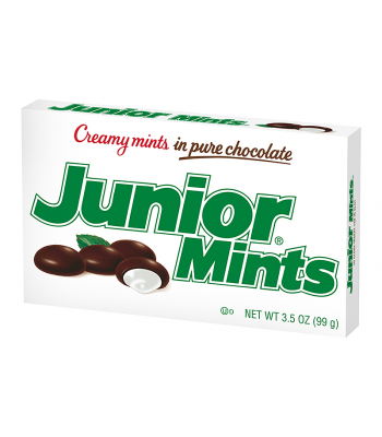 Junior Mints Theatre Box 3.5oz (99g) Chocolate, Bars & Treats Junior