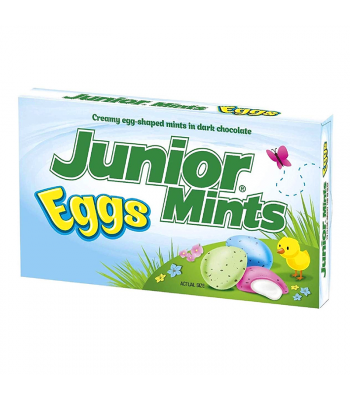 Junior Mints Easter Pastels Theatre Box - 4oz (113g) Sweets and Candy Junior