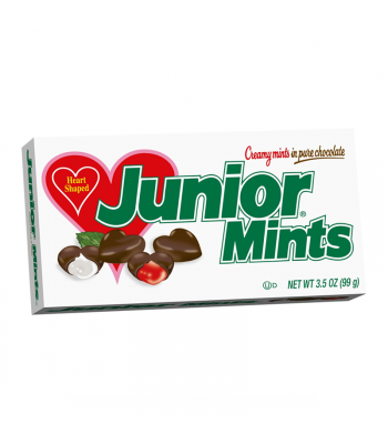 Junior Mints Valentine Hearts - 3.5oz (99g) Sweets and Candy Junior