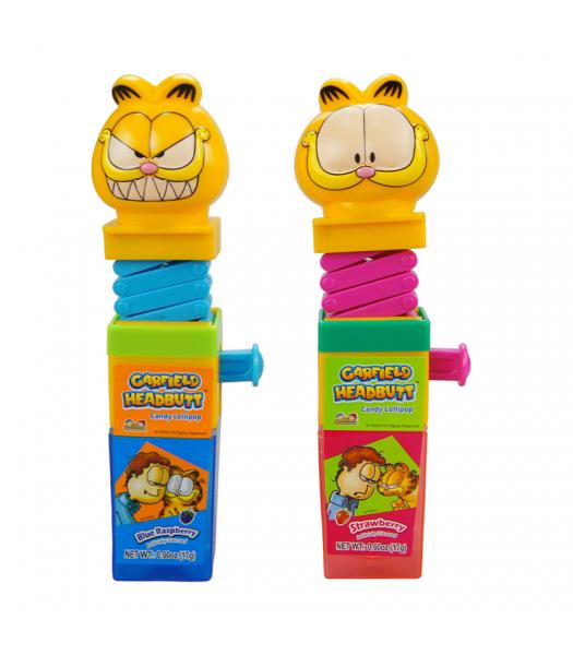 Kidsmania Garfield Headbutt 0.6oz (17g) Sweets and Candy Kidsmania
