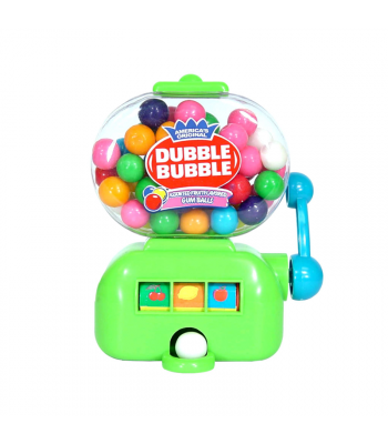 Kidsmania Big Jackpot Dubble Bubble Gum Ball Machine - 1.41oz (40g) Sweets and Candy Kidsmania