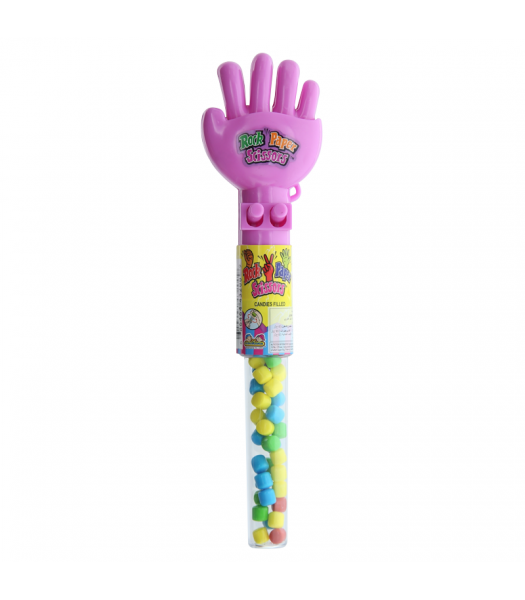 Kidsmania Rock Paper Scissors Candy Filled Game - 0.53oz (15g) Sweets and Candy Kidsmania
