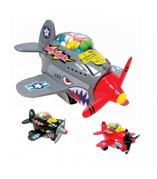 Kidsmania Shark Attack 0.25oz (7g) Sweets and Candy Kidsmania