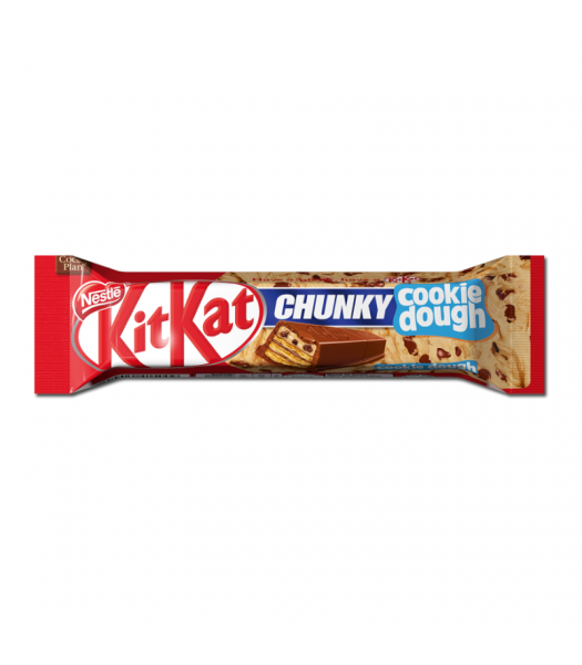 Kit Kat Chunky Cookie Dough - 42g (EU) Sweets and Candy Kit Kat