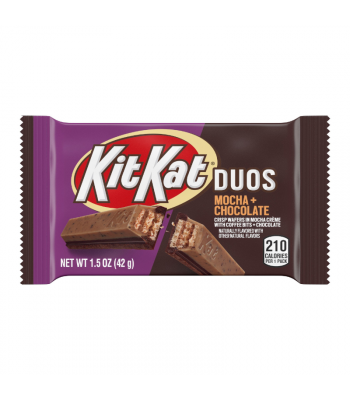 Kit Kat Duos Mocha - 1.5oz (42g) Sweets and Candy Nestle