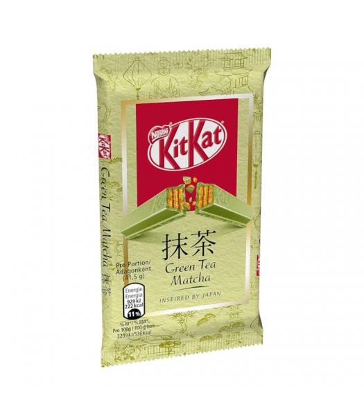 Kit Kat Green Tea Matcha - 41.5g (EU) Sweets and Candy Kit Kat