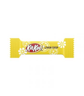 Kit Kat Lemon Crisp Miniature - 0.3oz (8.5g) - SINGLE Sweets and Candy Kit Kat