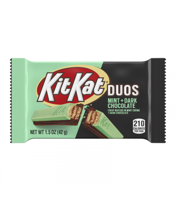Kit Kat Duos Dark Chocolate Mint - 1.5oz (42.5g)