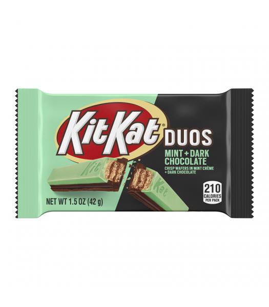Kit Kat Duos Dark Chocolate Mint - 1.5oz (42.5g)