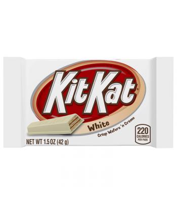 Kit Kat White Chocolate 1.5oz (42g)  Chocolate, Bars & Treats Kit Kat