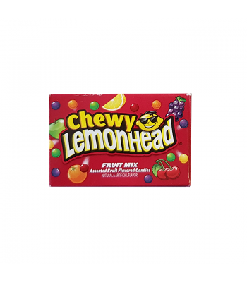 Clearance Special - Chewy Lemonhead - Fruit Mix - 0.8oz (23g) **Best Before: 09 September 19** Clearance Zone