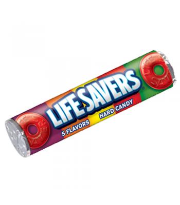 Lifesavers 5 Flavors 1.14oz (33g) Hard Candy Life Savers
