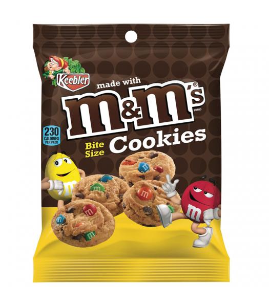 M&M's Cookies 1.6oz  Cookies & Biscuits M&M's
