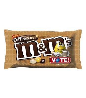 M&M's Coffee Nut 10.2oz (289.2g) Big Pack Sweets and Candy M&M's