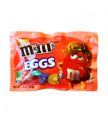 M&M's Peanut Butter Speckled Eggs - 1.3oz (37g) Sweets and Candy M&M's