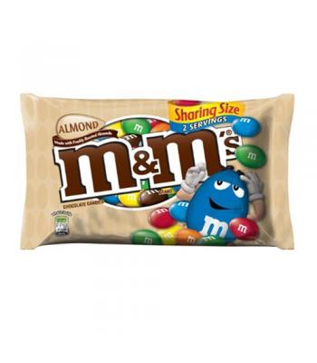 M&M's Almond King Size 2.83oz (80g) Chocolate, Bars & Treats M&M's